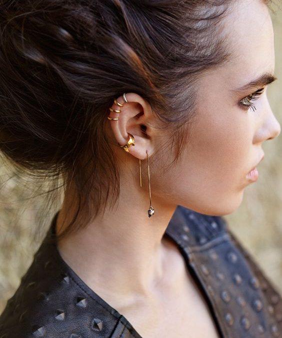 Layering: La nueva tendencia para tus orejas
