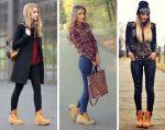 """7 formas de usar las populares """"work boots"""" sin sentirte ridícula"""