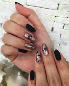 Lleva la Navidad en tus uñas