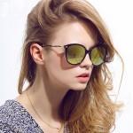 Cómo escoger las gafas de sol según la forma de la cara