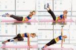 4 ejercicios para tonificar tu cuerpo en 20 minutos