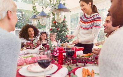 10 consejos para ser anfitrión en Navidad