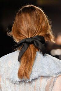 Peinados sencillos para Navidad