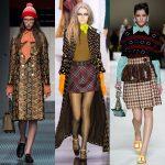 Adelantos de moda para este otoño-invierno
