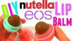 Hidrata tus labios con esta deliciosa receta casera ¡Nutella alert!